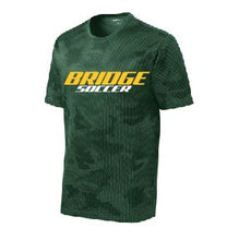 Camo Performance T-Shirt / Forest Green / Great Bridge High School Soccer