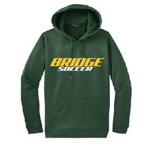 Performance Fleece Hooded Pullover / Forest Green / Great Bridge High School Soccer