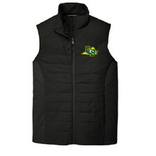 Insulated Vest / Black / Great Bridge High School Soccer