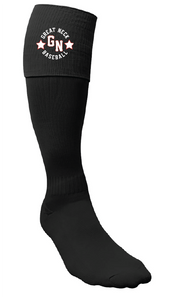 Knee Length Socks / 3 Colors / Great Neck Baseball