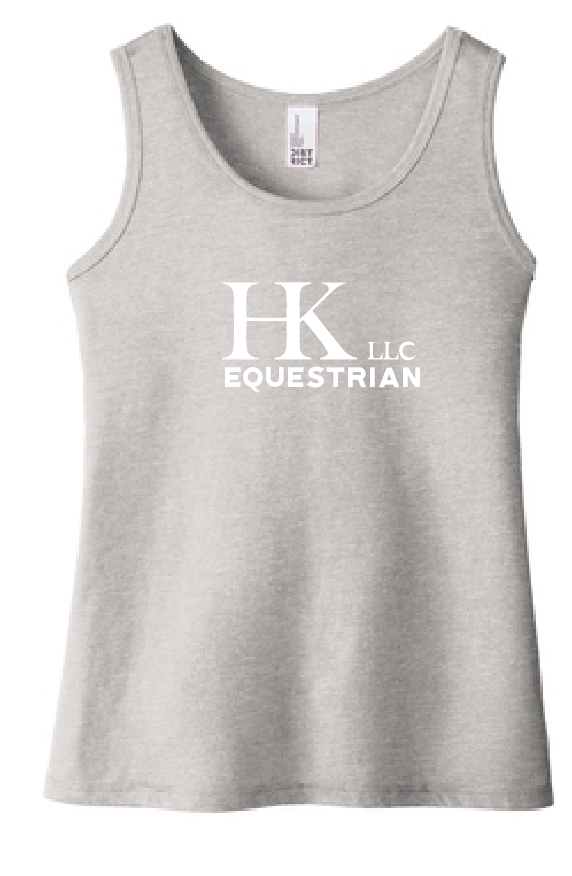 Youth Tank Top / Grey / HK