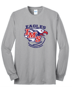 Eagles IMS Long Sleeve Shirt / Gray / Independence Football - Fidgety