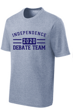 Performance RacerMesh Tee / True Navy Heather / Independence Debate