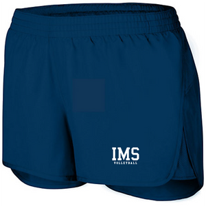 Wayfarer Shorts / Navy / Independence Volleyball