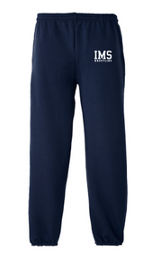 Fleece Sweatpant with Pockets / Navy / Independence Wrestling