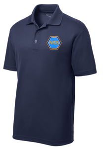 Men's Performance Polo / Navy / IVCS