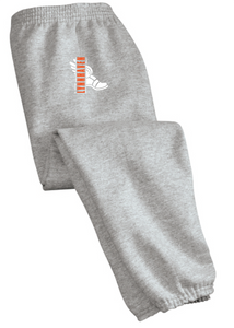 Essential Fleece Sweatpant with Pockets / Ash / Lynnhaven Track - Fidgety