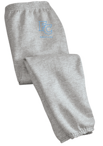 Essential Fleece Sweatpant with Pockets / ASH / FC Wrestling