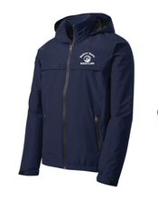 Torrent Waterproof Jacket / Navy  / Beach Boyz Wrestling