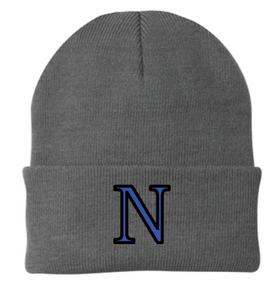 Knit Cap / Athletic Gray / Norview CC - Fidgety