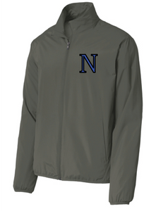 Zephyr Full-Zip Jacket / Gray Steel / Norview CC - Fidgety