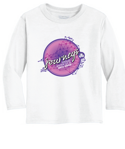 NICU Sister Performance Long Sleeve Shirt / White / CHKD NICU - Fidgety