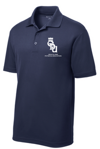 Mens PosiCharge RacerMesh® Polo / Navy / ODU HPE - Fidgety