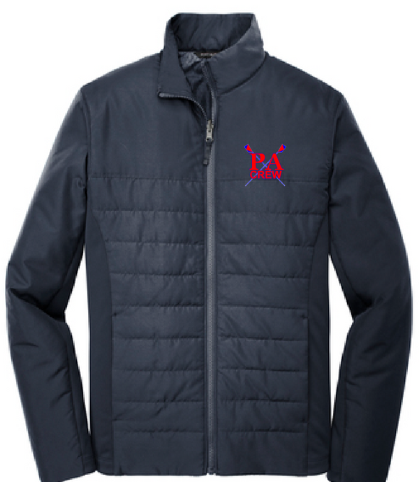 Collective Insulated Jacket / Navy / Princess Anne HS Crew