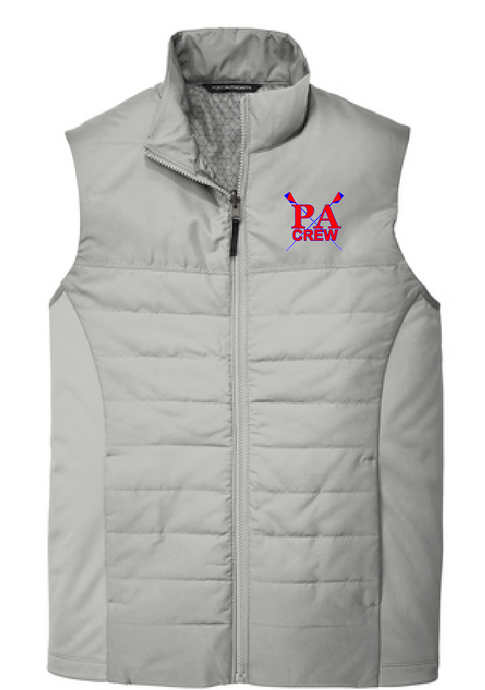 Collective Insulated Vest / Grey / Princess Anne HS Crew