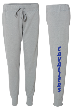 Cheer Cavaliers Sweatpants / Gray / Princess Anne HS - Fidgety