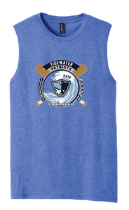 Young Men's Sleeveless Tank - Tidewater Baseball - Fidgety