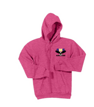 2019 Class Fleece Hooded Sweatshirt / Heather Pink / SMS - Fidgety