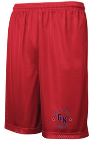 B-Core 6inch Youth Shorts / 3 colors / Great Neck Baseball