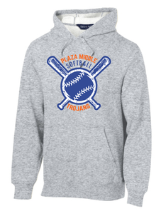 Plaza Softball Hoody - Fidgety