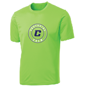 Performance T-Shirt (Youth & Adult) / Neon Green / Southside Crew