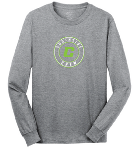 Long Sleeve Softstyle T-Shirt (Youth & Adult) / Athletic Heather / Southside Crew
