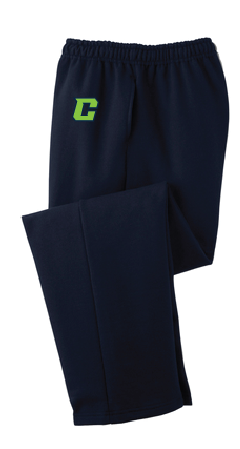 Core Fleece Sweatpants (Youth & Adult) / Navy / Southside Crew