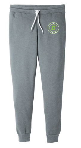 Unisex Jogger Sweatpants /  Athletic Heather / Southside Crew
