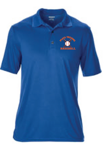 PosiCharge RacerMesh Polo / Royal / Plaza Baseball - Fidgety