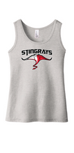 Youth Tank / Heather Gray / Stingrays Swim Team - Fidgety