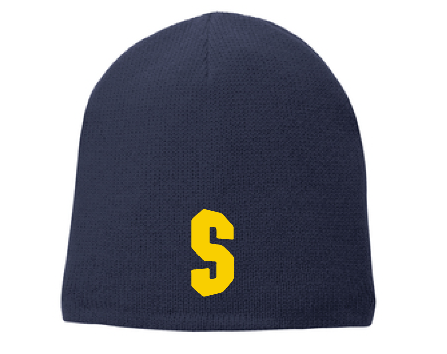 Beanie / Navy / StoneBridge Baseball