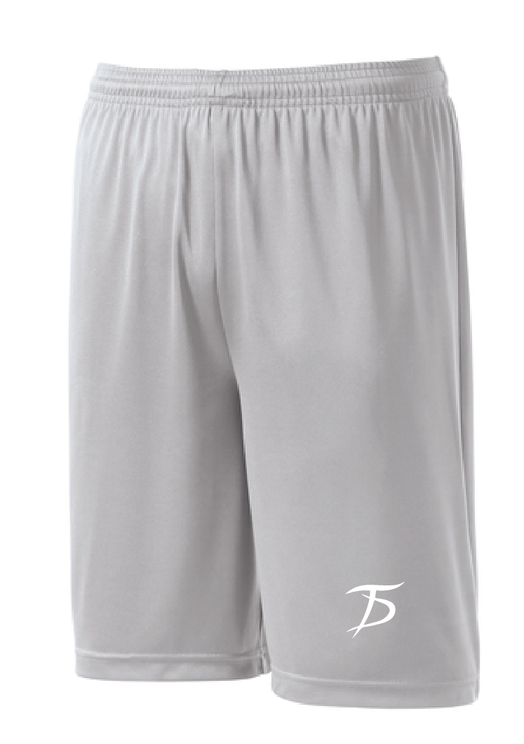 PosiCharge Competitor Shorts / Silver / Tidewater Drillers - Fidgety