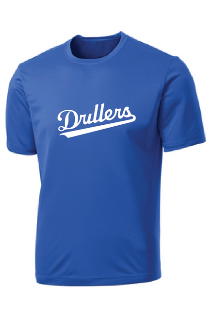 PosiCharge Competitor Tee / Royal / Tidewater Drillers - Fidgety