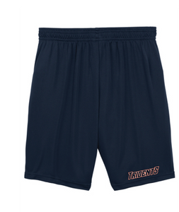 Youth PosiCharge Competitor Shorts / Navy / Tridents - Fidgety