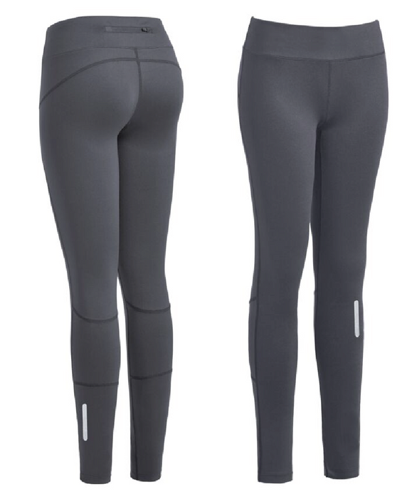 Full Length Leggings / Graphite / WBC - Fidgety