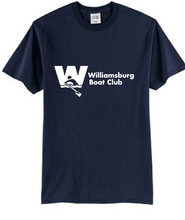 Core Cotton T-shirt / Heather Navy / WBC - Fidgety