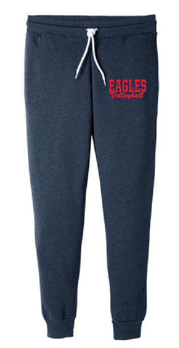 Jogger Sweatpants / Navy / Independence Volleyball - Fidgety