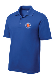 PosiCharge RacerMesh Polo / Royal / Plaza Volleyball - Fidgety