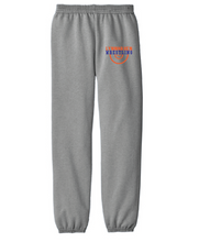 Fleece Sweatpant with Pockets / Athletic Heather / Lynnhaven Wrestling - Fidgety
