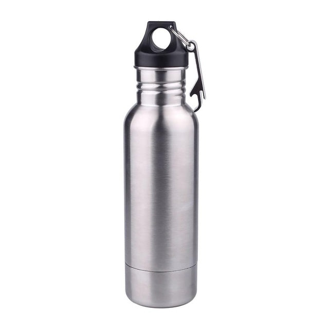 12oz Stainless Steel Cooler for Bottles - Fidgety