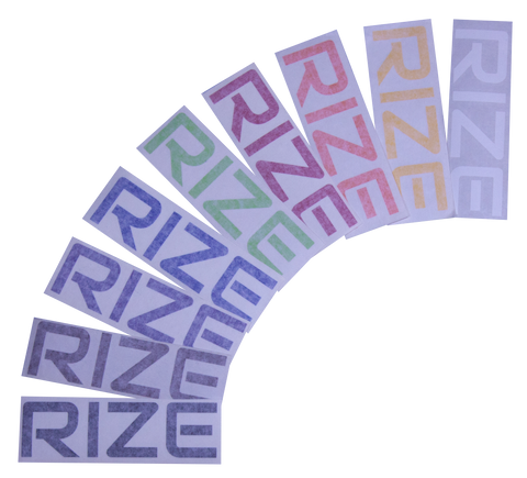 RIZE Decal