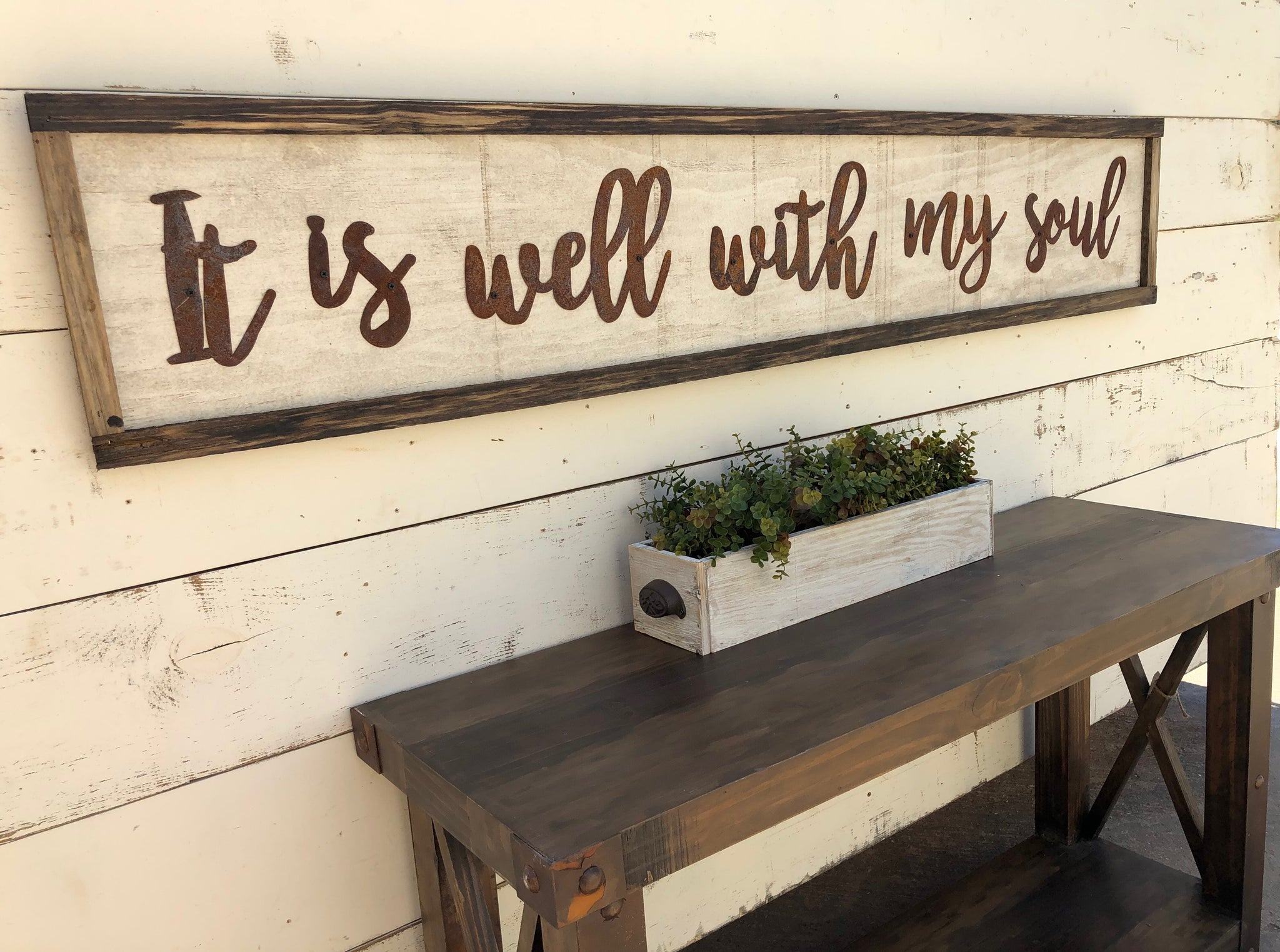 It Is Well With My Soul Framed