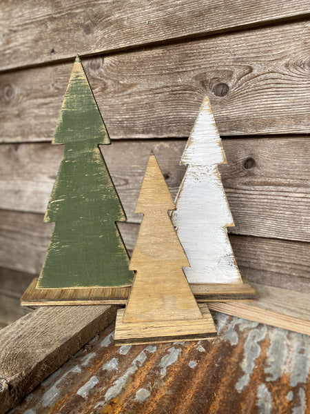 Mini Tree Set
