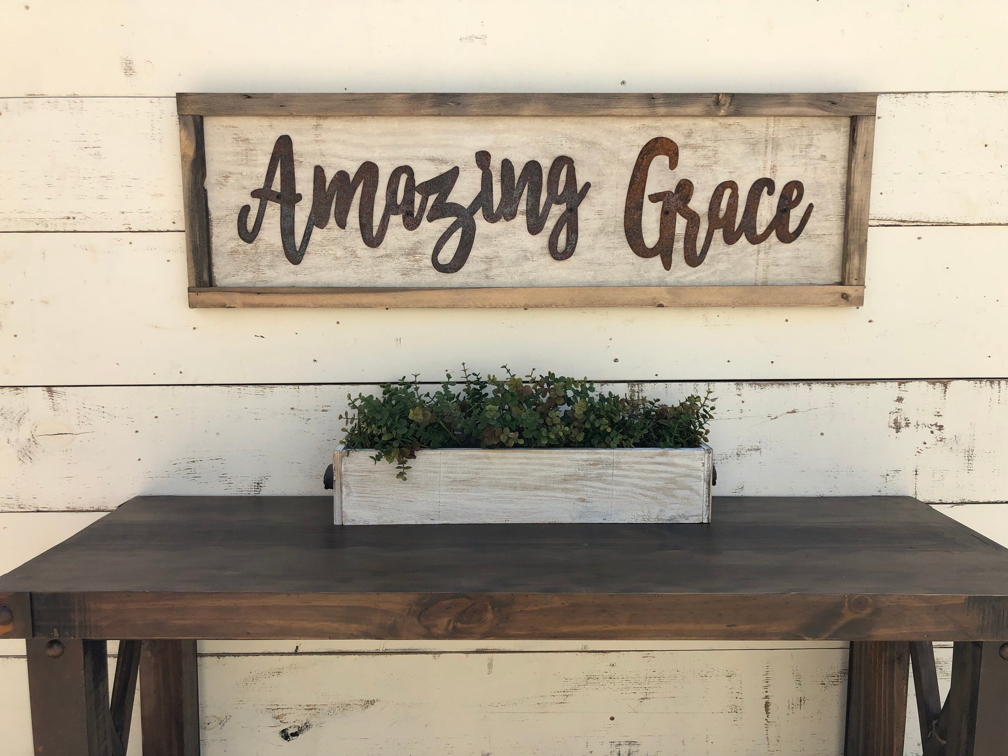 Amazing Grace Framed