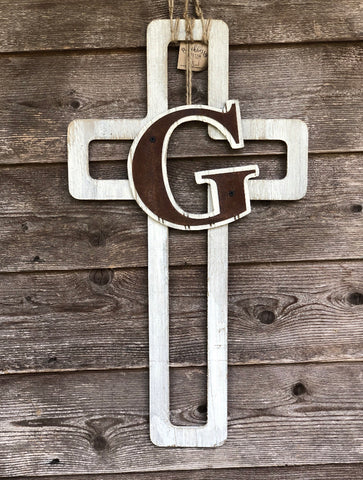 Cross Door Hanger