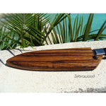 Wood Saya for Chef's Knife - Wooden Knife Sheath - Art and Soule