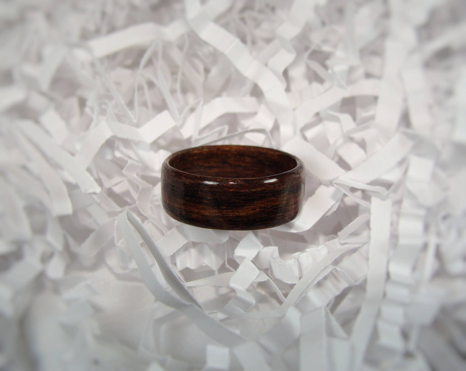 Bocote Bentwood Wood Ring - Art and Soule
