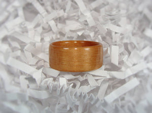 Alderwood Bentwood Wood Ring - Art and Soule