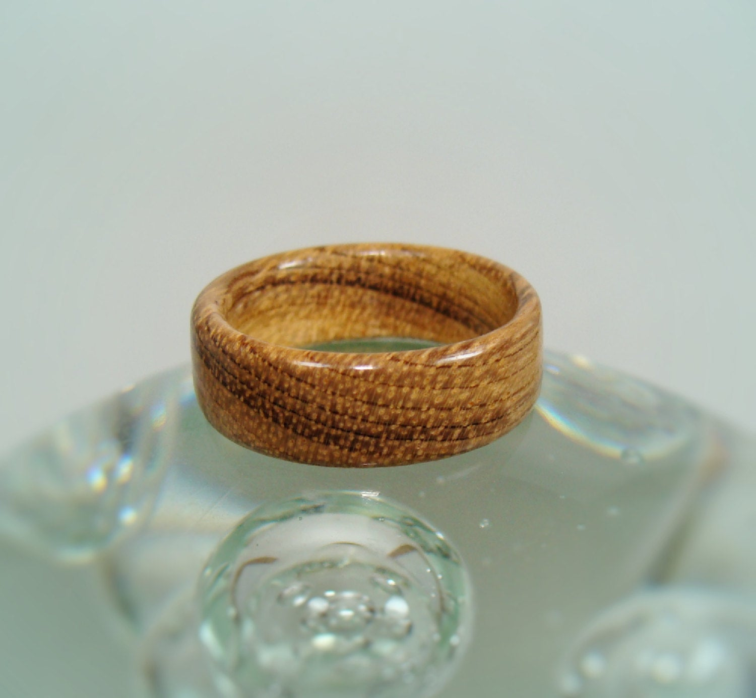 Myrtlewood Solid Wood Ring - Art and Soule