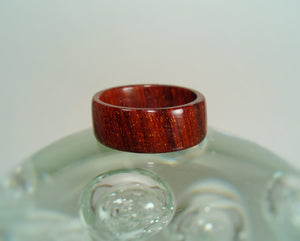 Pau Rosa Solid Wood Ring - Art and Soule